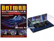 DC Batman Automobilia Collection #02 1966 Batman TV Series Batmobile Eaglemoss